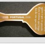 Geocoin Portugal 2008 / Guitarra Portuguesa