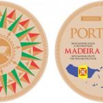 Madeira Relief Geocoin
