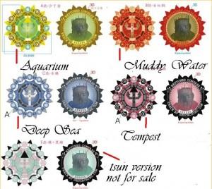 Neptunes Compass Final Designs